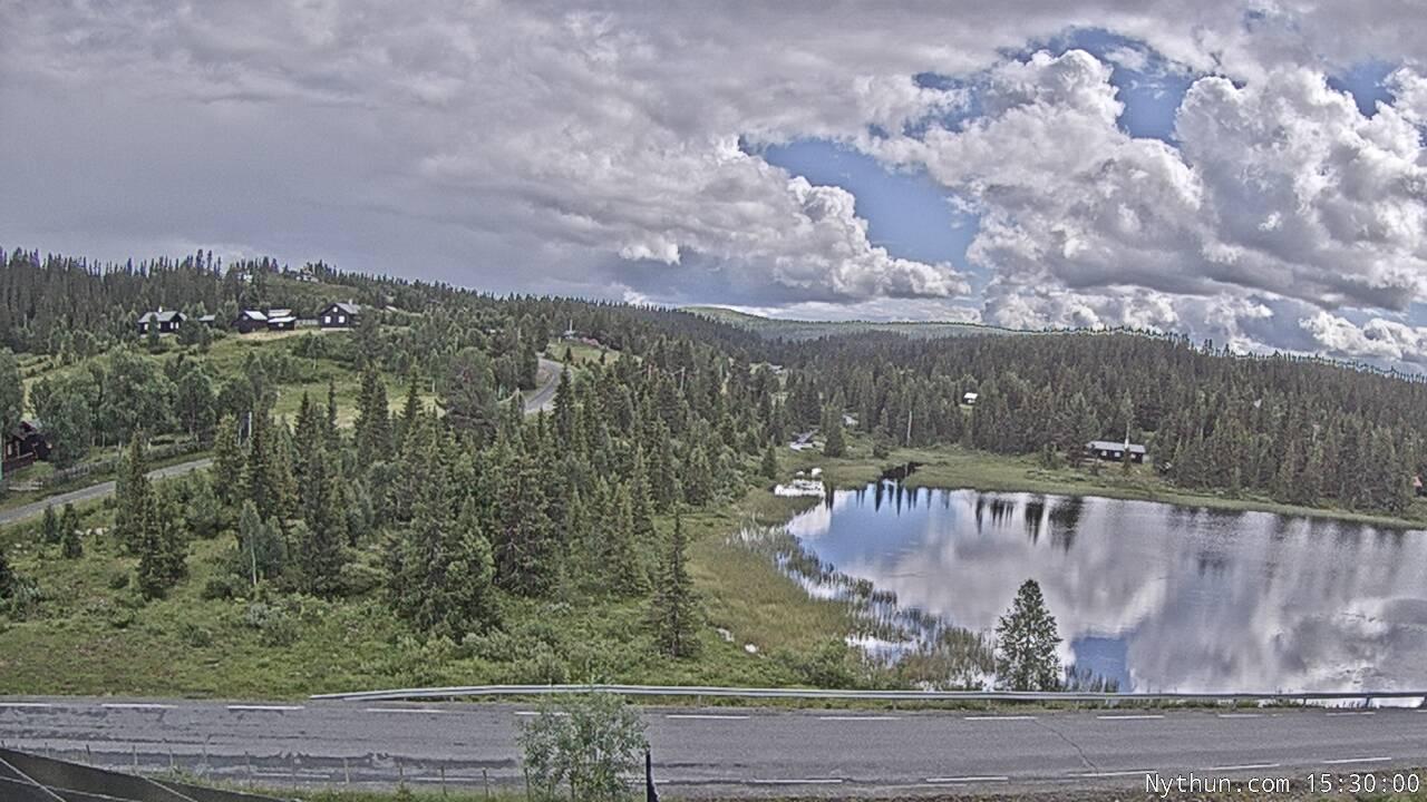 Webkamera Nythun Fjellstue