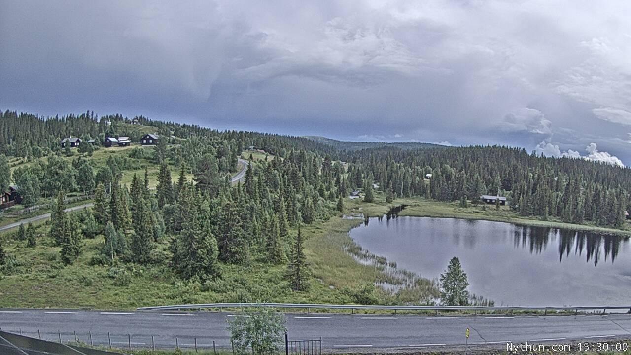 Webcam Nythun Høyfjellstue, Nord-Aurdal, Oppland, Norwegen